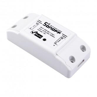 Interrupteur Wifi - Sonoff Basic - 10 A