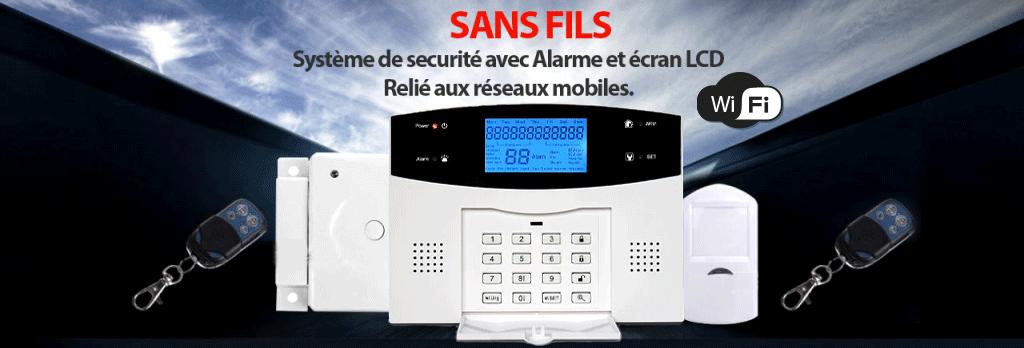 Conseils - Kits Alarme
